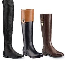 40% Off Designer Riding boots @ Bon-Ton
