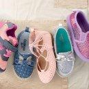 买一双,送一双,新款包邮!童鞋Doorbuster大促销 OshKosh专注0岁直到14岁