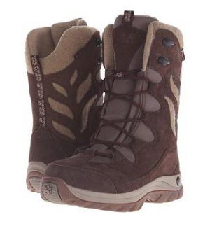 Jack Wolfskin Lake Tahoe Texapore Women's Snow Boot