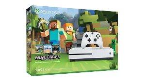 Extra Free Game! Xbox One S Minecraft Favorites Bundle (500GB)