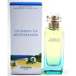 Hermes地中海花园香水 3.3盎司