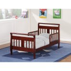 $59.98 Baby Relax Sleigh Toddler Bed