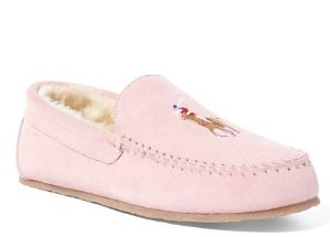 Extra 40% Off Select Women's Shoes sale @ Ralph Lauren