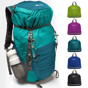OutdoorMaster Packable Backpack 30L - Lightweight Bag for Travel Camping Hiking