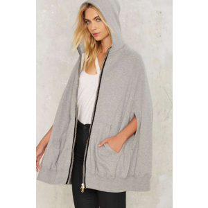 T-ree Break a Sweat Poncho Jacket