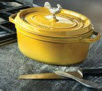 Up to 46% Off + Extra 15% Off + Up to $40 Macy's Money Staub Cookwares on Sale @ macys.com