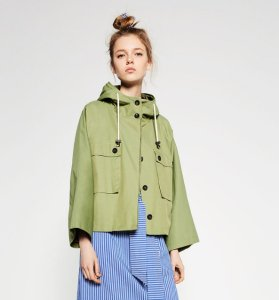 Up to 70% Off Outerwear on Sale @ Zara