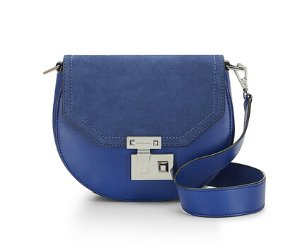 $147.5 (reg.$295) Rebecca Minkoff  Paris Saddle Bag