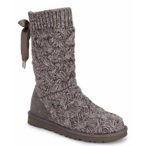 UGG Australia - Blythe Knit Boots - saksoff5th.com