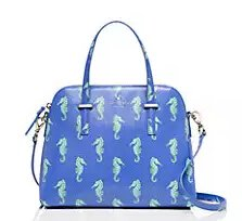 Extra 25% Off Seahorses Collection @ kate spade