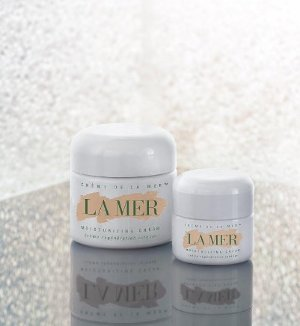 Brighten and beautify with a perfect deluxe sample pairing of The Perfecting Treatment and The Illuminating Eye Gel with any $150 purchase @ La Mer