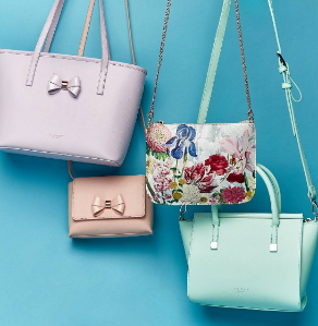 Up to 30% Off Ted Baker Women Handbags and Accessories Sale @ Bloomingdales