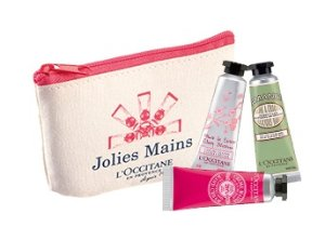 Nourishing Hand Cream Trio  @ L'Occitane