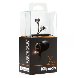 X4i In-Ear Headphones | Klipsch