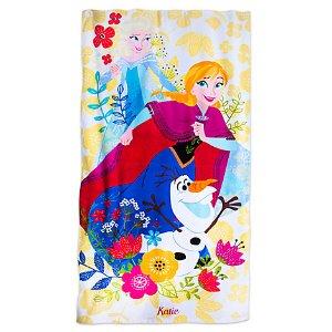 Frozen Beach Towel - Personalizable | Disney Store