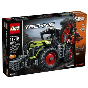 LEGO Technic 42054 CLAAS XERION 5000 TRAC VC Building Kit