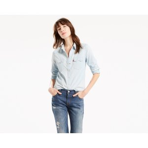 Classic Sawtooth Western Shirt | Kurts Shirt |Levi's® United States (US)
