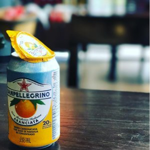 $9.50 San Pellegrino Sparkling Fruit Beverages, Aranciata/Orange (Total of 24)