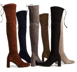 Up to $1000 Gift CardStuart Weitzman Boots Purchase @ Bergdorf Goodman