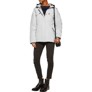 Burnett shell down parka | Canada Goose | US | THE OUTNET