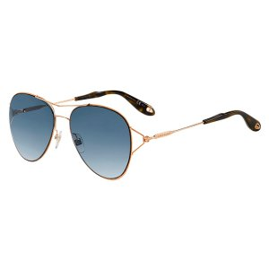 Givenchy 7005 Aviator Sunglasses