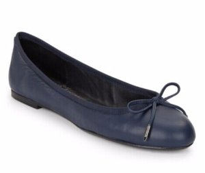 Dolce Vita Brae Leather Flats @ Saks Off 5th
