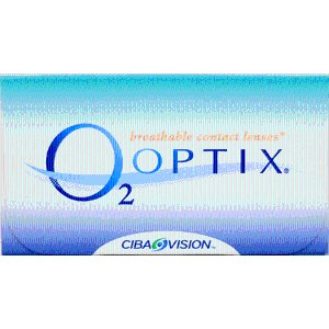 O2 Optix - Contact Lenses - Hassle Free & Quick Shipping