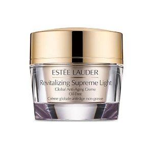 Estée Lauder Revitalizing Supreme Light Global Anti-Aging Creme Oil-Free   Belk