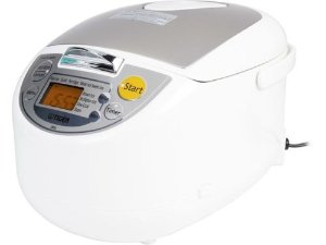 Tiger JBA-T10U 5.5-Cup (Uncooked), 11-cup (Cooked) Micom Rice Cooker