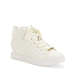 LIMONE QUILTED HIGH TOP SNEAKER - Juicy Couture