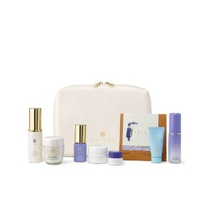Skincare Travel Set | Skincare Essentials On the Run | Tatcha