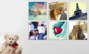 From $5 Personalized Metal Prints from $5 by Printerpix @ Groupon