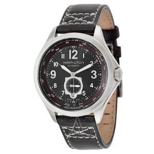 $379 Hamilton Khaki Aviation H76655733 Men's Watch