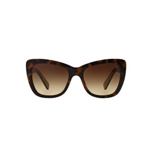 Dolce & Gabbana DG4260 54 Brown & Tortoise Sunglasses