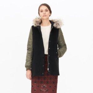 Moh Coat - Fall-Winter Collection - Sandro-paris.com
