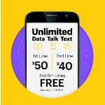 Unlimited Data, Talk, and Text Now @Sprint