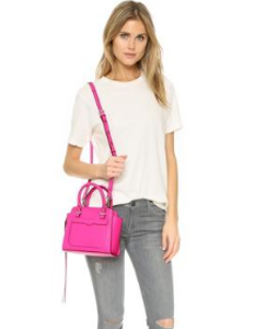 Rebecca Minkoff Micro Avery Tote Cross-Body Bag