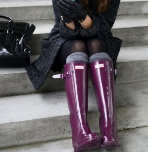 Up to 50% Off Hunter Women Rain Boots Sale @ Bloomingdales