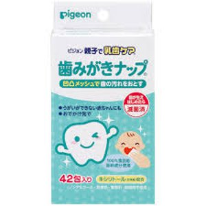 $6.41 Pigeon Baby Teeth Cleaning Wipe 42 Pieces @Amazon Japan