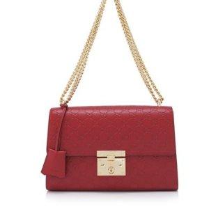 Gucci Padlock Gucci Signature Shoulder Bag