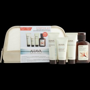 AHAVA® - 5-Piece Starter Kit ($32.00 Value)