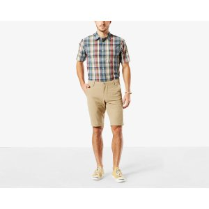 Dockers On-The-Go Alpha Short | FRENCH BEIGE | Dockers® United States (US)