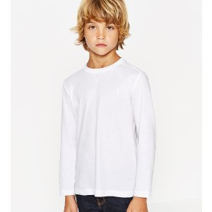 Basic top - BOY-SPECIAL PRICES-KIDS | ZARA United States