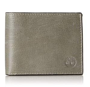 $13.77 Timberland Men's Blix Leather Passcase Wallet