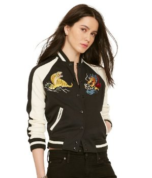 Up to 60% Off + Extra 30% Off Baseball Jacket Sale @ Ralph Lauren