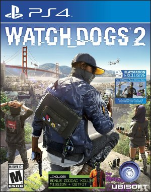 Watch Dogs 2 - PS4/XB1