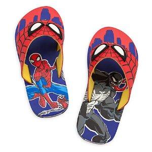 Spider-Man Flip Flops for Kids | Disney Store