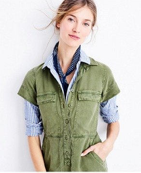 Extra 30% OffClearance Items @ J.Crew Factory