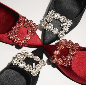 New InRoger Vivier Shoes @ Harrods