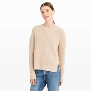 Women | Crewnecks | Abilla Asymmetrical Sweater | Club Monaco